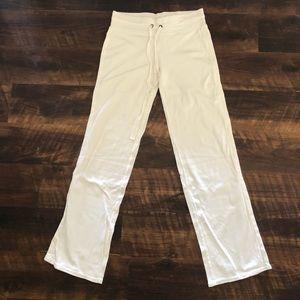 J.Crew White Lounge Pajama Pants XS